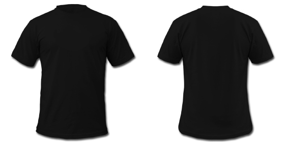 also view the blank t shirt front and back template